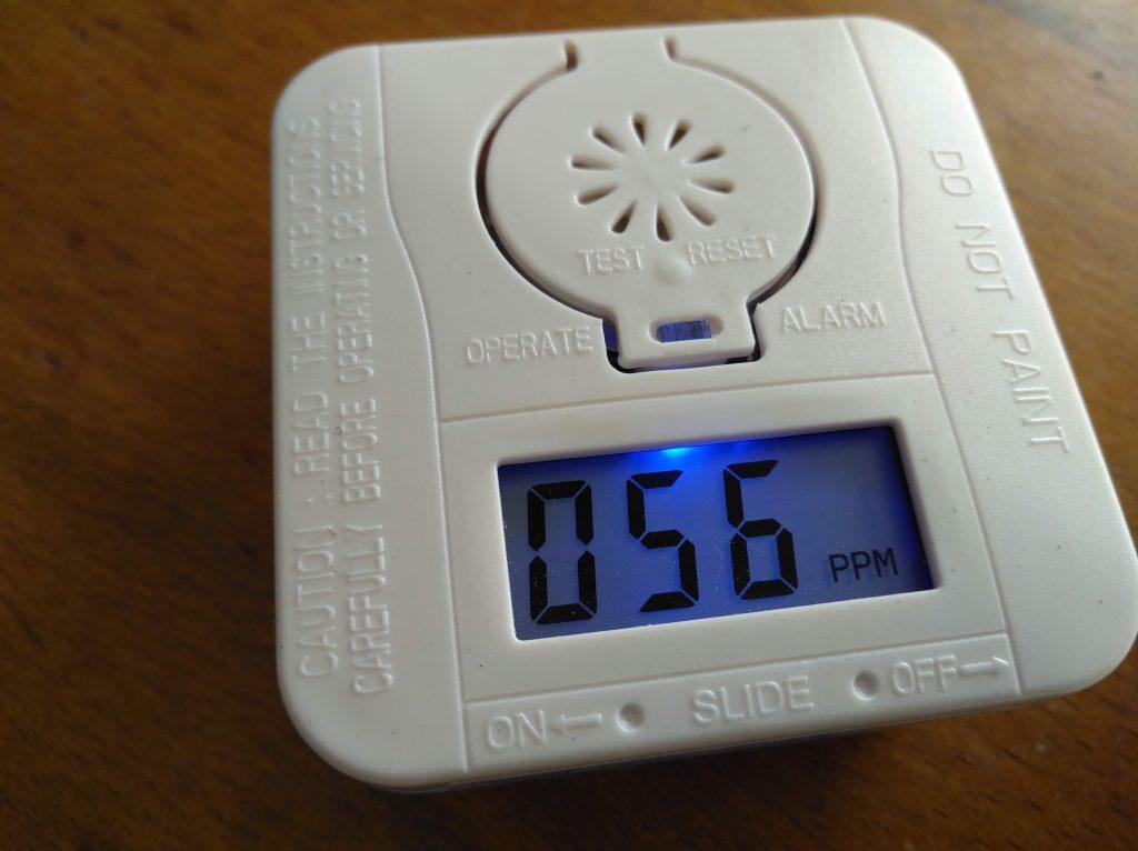 一酸化炭素チェッカー